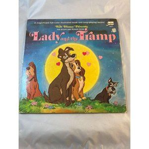 Vintage Lady and the Tramp Vinyl Album and Story I